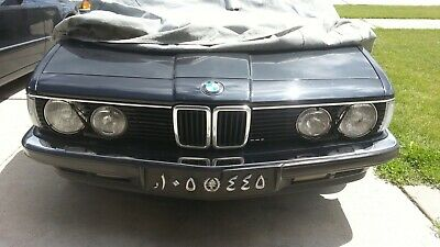 bmw e23 late model clear euro turn signal brand new735i 745i turbo b7 b9 alpina