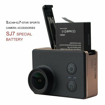SJCAM 3.8V 1000mAh Li-ion Battery Replacement Backup Power for SJCAM-SJ7-STAR gP