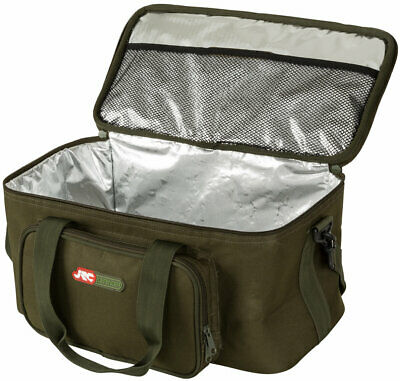 Zubehör Boilie Bag Camo Cooler Bag Bait Bag bis zu 6kg Boilies thermoisoliertes Carryall