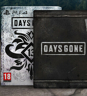 Videogioco Sony Ps4 Days Gone Special Edition Game Edizione Speciale Playstation