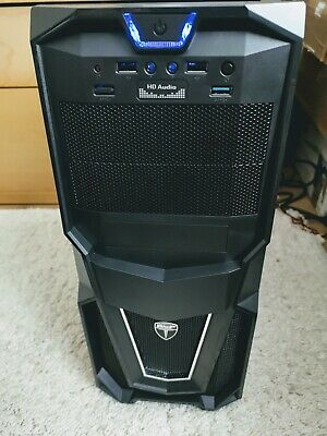 Gaming Desktop VR Ready PC GTX 1060 or GTX 1070 Quad Core i5-3570S 8GB 1,13TB