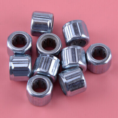 10x One Way Clutch Needle Roller Bearing HF081412 Size:8x14x12mm Fit For EasyMop