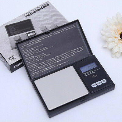 100g * 0.01g LCD Digital Pocket Scale Jewelry Gold Gram Balance Weight Scale ky