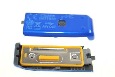 Blue Battery Cover For Nikon S31 Coolpix Genuine Made By Nikon