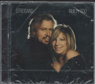 Barbra Streisand Guilty Too With Barry Gibb CD New & Sealed 828767326122