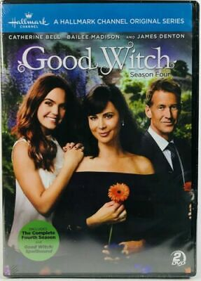 GOOD WITCH: THE Fourth Season 4 Four New - $14 99 | PicClick
