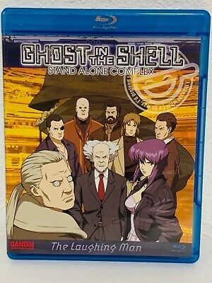 Ghost in the Shell: Stand Alone Complex - Laughing Man (Blu-ray Disc, 2011)