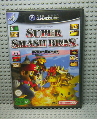 Super Smash Bros. Mélée - Jeu Nintendo GameCube PAL FRA