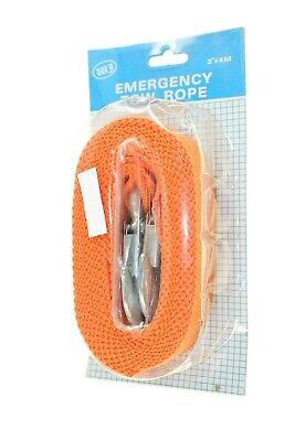 2 Meters X 4 Meters Emergency Tow Rope Car Tow Rope New Genuine