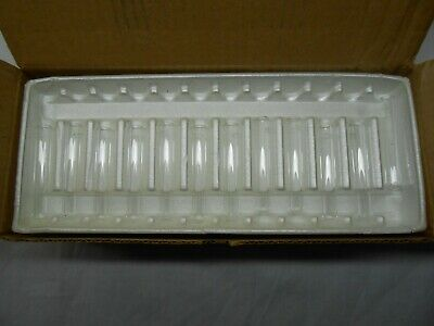 72 Pyrex Laboratory Glassware Ignition Tubes (9860) - 10 x 70 mm