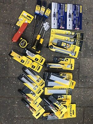 Stanley And Irwin Tools, Job Lot