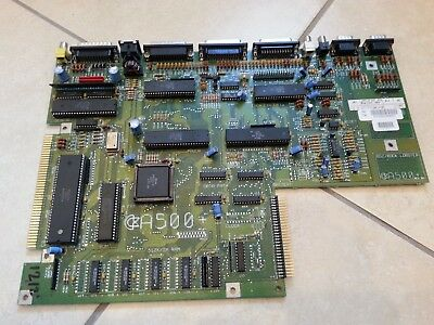 Amiga 500 rev. 8A MotherBoard with Amiga 500 Plus Chips - VGC, Fully Working