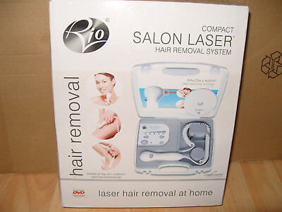 Rio Salon Compact Laser Hair Removal c410