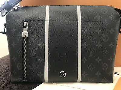 ce125b728e20 LOUIS VUITTON X FRAGMENT Monogram Eclipse Pocket Organizer -  249.00 ...