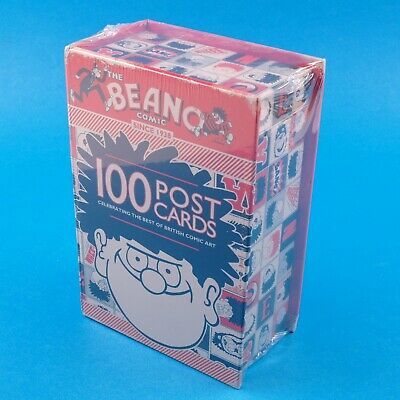 The Beano Comic 100 Postcards - New & Sealed