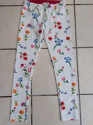 Girls Zara Floral Legging - Trousers Immaculate Condition  Age 13/14 164cm