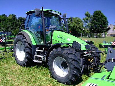 Deutz Fahr AgroTron Workshop Operators and Parts Manuals  ON CD OR DOWNLOAD