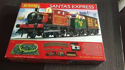 Hornby Santa's Express Train Set - Hornby R1179  Rare Edition