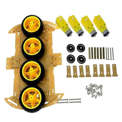 Wholesale Reduction Motor Smart Robot Car Chassis Kit For Arduino