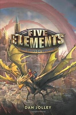 Five Elements #3: The Crimson Serpent Jolley  Dan