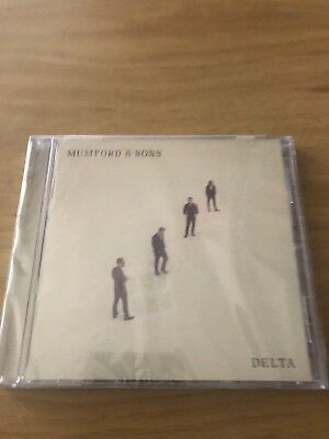 LOT OF 10 Mumford & Sons Delta CD ROCK GLASSNOTE 2018 NEW FREE SHIPPING