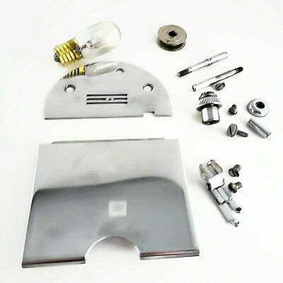 White 77MG PART - Accessories (Slide & Throat Plates, foot, bulb, screws, etc)