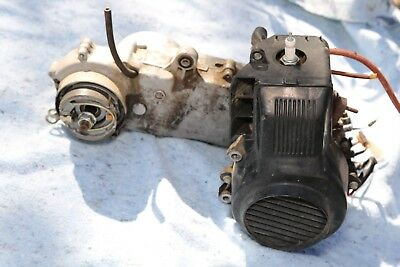 HONDA SPREE 50 ENGINE AND TRANSMISSION FROM 1986 Price REDUCED!