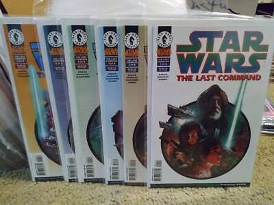1997 Star Wars: The Last Command  Mini-Series #1-6