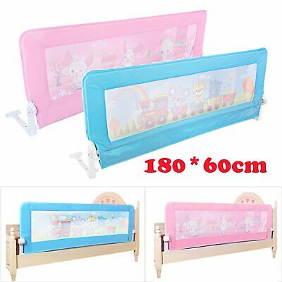 New 180CM Safety Bedrail Bed Rail Cot Guard Protection Child Toddler Kids Baby