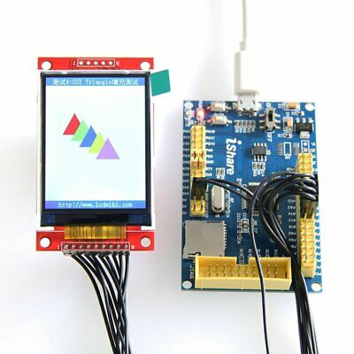 3,2 Zoll 240 mit Touch-Funktion 320 TFT LCD-Anzeigemodul Board