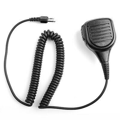 Waterproof Handheld Speaker Mic For Midland GXT325 GXT310 GXT400 Radio/T5