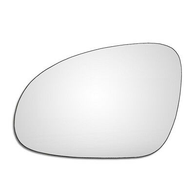 Right hand driver off side mirror glass Volkswagen Sharan Mk1 2000-2004 1RS