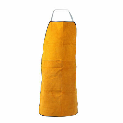 New Yellow Safurance Welding Apron  Safety Clothing Self Protect
