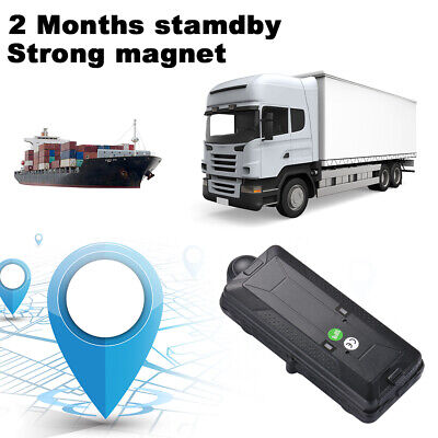 3G GPS Tracker Real Time Tracking Device Vehicle Car Yacht Boat Caravan MA1915