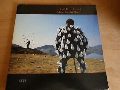 Pink Floyd, Delicate Sound of, Vinyl LP,  EQ 5009, 1988 UK pressing, EX+/EX+/EX+