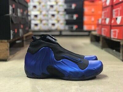 new concept 46aaf d1474 Nike Air Flightposite Mens Basketball Shoe Blue Black AO9378 500 NEW Multi  Sizes