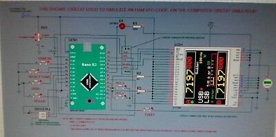 VFO DIY ARDUINO PROGRAMMING CODE UPLOAD SI5351,AD9850,AD9851 & OTHERS for Hams