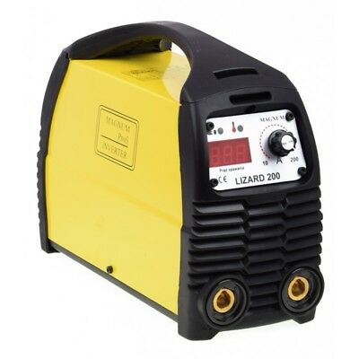 MAGNUM  LIZARD 200 II MMA ARC 200A Inverter welder welding machine