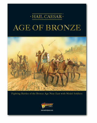 HAIL CAESAR AGE OF BRONZE from WARLORD games