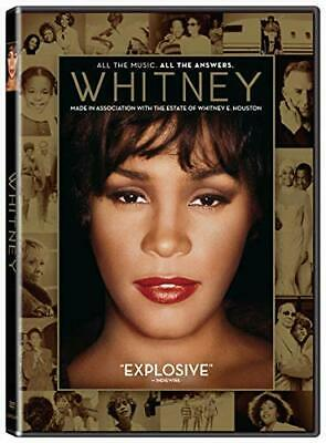 Whitney DVD (region 1 us import) USED, IN GOOD CONDITION.
