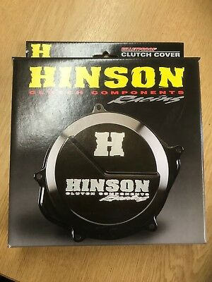 Hinson Billet Clutch Cover