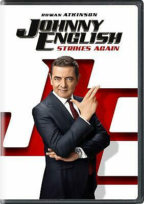 Johnny English Strikes Again DVD (region 1 us import) USED, IN GOOD CONDITION.