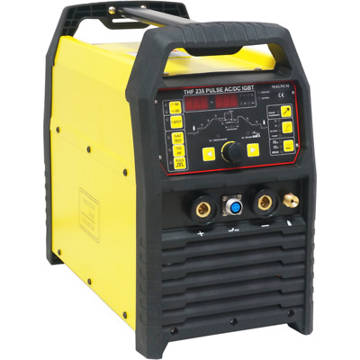 Magnum Tig Thf 220 Digital Inverter Welding Machine Cooling Fan 220a Tig Dc Welding Tig Welders