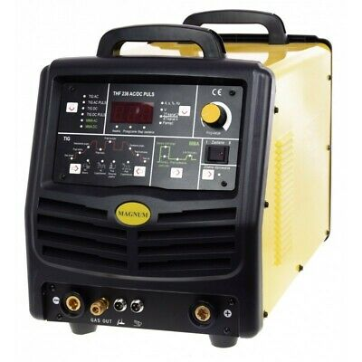 Tig Welders Magnum Tig Thf 220 Digital Inverter Welding Machine Cooling Fan 220a Tig Dc Welding