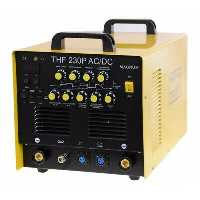 Welding Magnum Tig Thf 220 Digital Inverter Welding Machine Cooling Fan 220a Tig Dc
