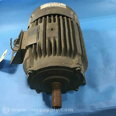 Mitsubishi Electric Corp SF-EMA 3 Phase Induction Motor, 1750 RPM USIP