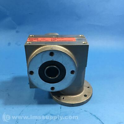 BOSCH REXROTH INDRAMAT Zf Pg 100 Gearbox Model Gtp095-M01-007 B03