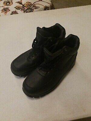 cheap for discount 95052 82f62 Nike Air Max Goadome ACG Black Black Men s Boots 865081-009 size 11