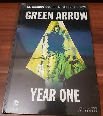 DC Green Arrow: Year One Graphic Novel