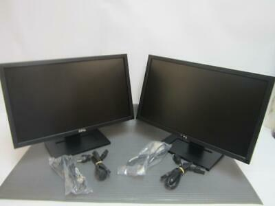 "** LOT of 5 ** Dell 19/"" LCD Computer Monitor UltraSharp P190st VGA DVI 190sb"
